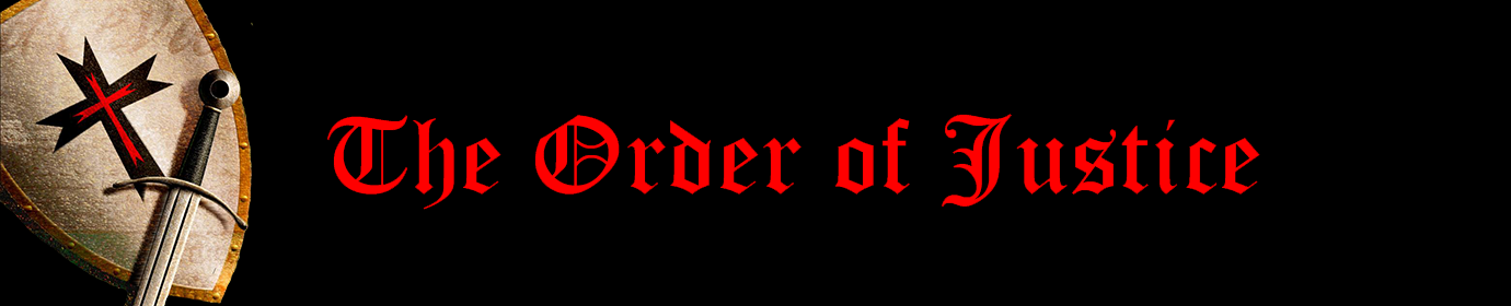 The Order of Justice